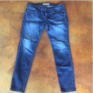J Brand Medium Wash Skinny Leg Jeans